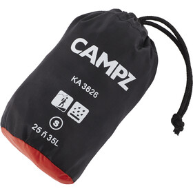 CAMPZ Raincover S, red